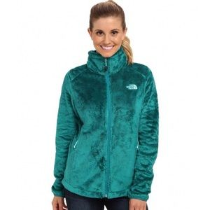 The North Face Osito 2 Teal Fleece Jacket